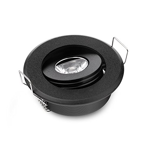 3 W LED pequeño Mini Spot luces ajustable de alta potencia empotrable Down...