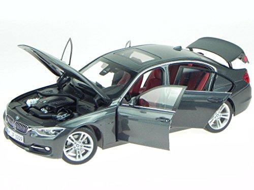 Preisvergleich Produktbild BMW F30 3er 320 325 330 mineral grey Modellauto PA97025 Paragon 1:18
