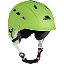 Trespass Furillo, Casco Deportivo de Nieve, Verde (lime green), Large/X-Large
