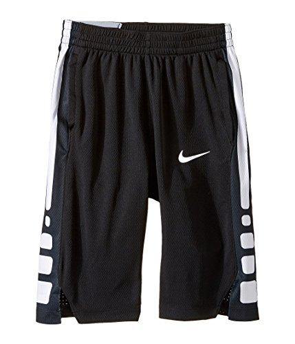 Nike Jungen Dri-FIT Elite Shorts, Black (White), S -