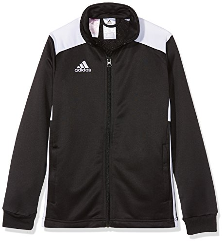 adidas Kinder Regista 18 Jacke, Black/White, 152