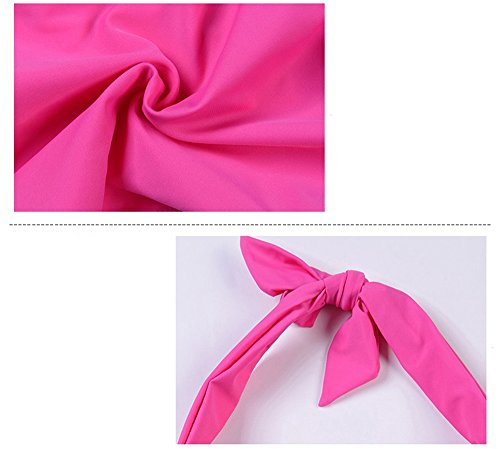 Hot spring bikini, costume da bagno a tre punti, sexy riunisce un piccolo petto due set ( Colore : Nero , dimensioni : L. ) Bianca