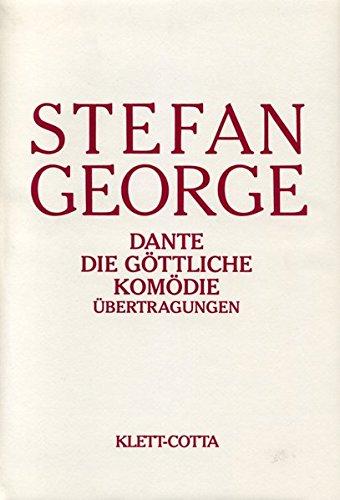 Sämtliche Werke in 18 Bänden. Bd. 10/11: Dante - Die göttliche Komödie. Übertragungen (Dantes Kreis)