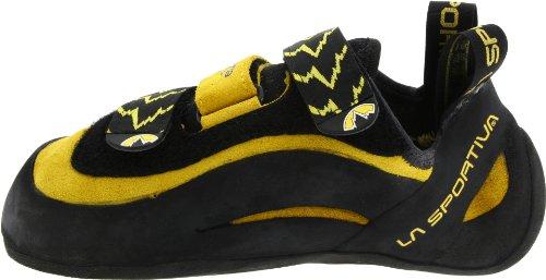 La Sportiva, Scarpe da arrampicata uomo Multicolore Black/yellow Giallo - YELL/BLK