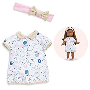 Corolle 211010 Accesorio para muñecas Vestido para muñecas - Accesorios para muñecas (Vestido para muñecas,, Niño, Chica, 36 cm, Doll Hairband)