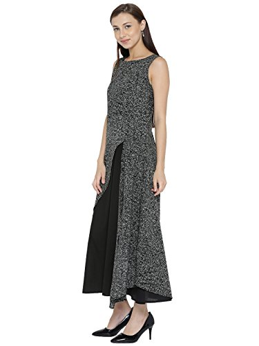 Desi-Fusion-Womens-Straight-Fit-Cotton-Dress