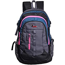 F Gear Defender 41 Ltrs Grey Casual Backpack (2504)