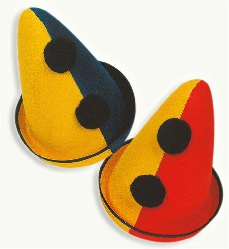 Clown Clownhut 2 verschiedene Modelle Gr58