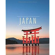 JAPAN - Ein Premium***-Bildband in stabilem Schmuckschuber mit 224 Seiten und über 330 Abbildungen - STÜRTZ Verlag