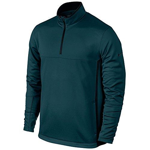 Nike Therma-Fit Cover-Up - langärmeliges Top Herren, Farbe Türkis, Größe S