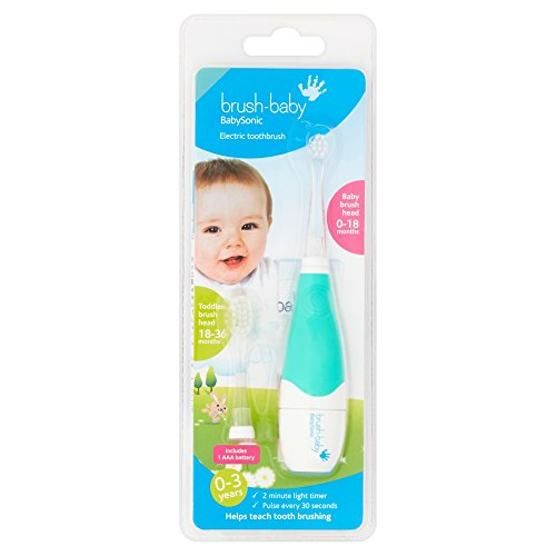 Brush Baby BabySonic Electric Toothbrush