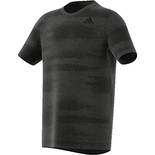 a01ca0b087c9a2 Adidas YB Gradient Tee Camicia da Golf, Bambini, Bambino, CF7110, Grigio (