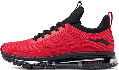 14. ONEMIX Men's Running Shoes Lightweight Sport Air Cushion Shoes