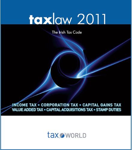 Tax Law 2011