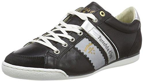 Pantofola dOro Pesaro Piceno, Baskets Basses homme Noir - Noir