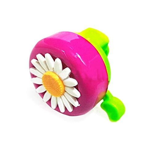 VIHII Blumen Kinder Fahrradklingel Fahrradglocke Bike Bell Zubehör