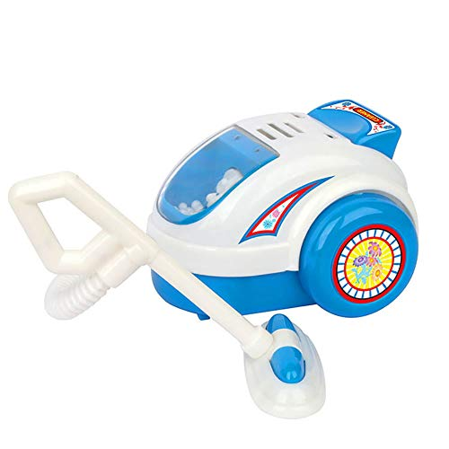 0Miaxudh Mini Möbel Spielzeug, Mini Simulation Nähmaschine Kühlschrank Fan Puppenhaus Möbel Kinder Spielzeug Vacuum Cleaner#