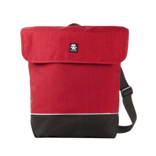 Crumpler PRYS-M-002 13 Sling case Red notebook case - notebook cases (Sling case, 33 cm (13), Shoulder strap, 422 g, Red) Red