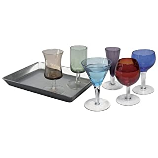 Artland 7 Piece Short Stem Liqueur Set