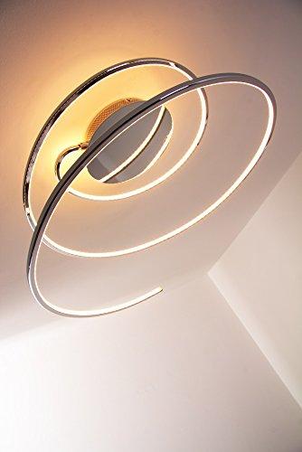 LED Deckenleuchte Ringos Spirale 24 Watt – 1300 Lumen - 7