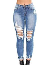 953d748c907b1 Sevozimda Las Mujeres De Cintura Alta con Flecos Casual Ringered Hot Jeans  Denim Shorts