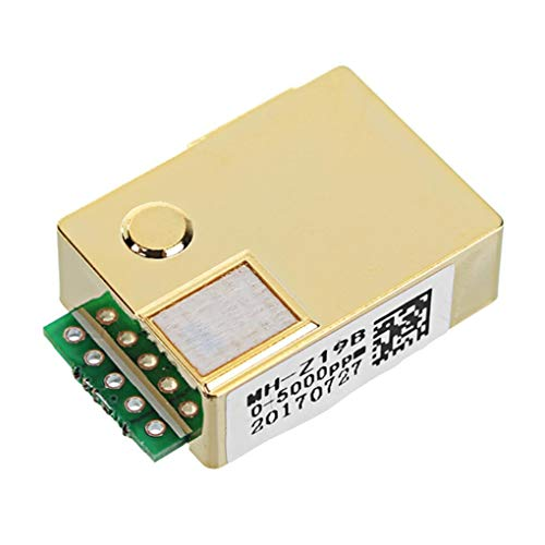 MH-Z19B Infrarot CO2 Sensor Für CO2 Monitor NDIR Gas Sensor CO2 Gas Sensor 0-5000PPM -