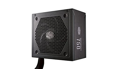 Cooler Master MasterWatt 750 TUF Gaming Edition alimentatore per computer 750 W ATX Nero
