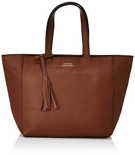 Loxwood - Parisien, Borsa A Tracolla da donna, marrone (cuir), unica