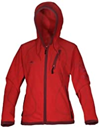 COX SWAIN women fleece outdoor jacket ALICE with hood