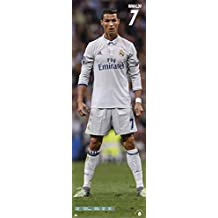 Grupo Erik Editores   Poster Puerta Real Madrid 2016/2017 Ronaldo