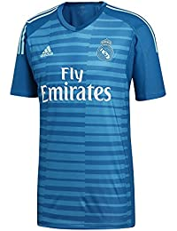 3f1b9d2630a3a adidas 18 19 Real Madrid Away Shortsleeve Camiseta de Portero