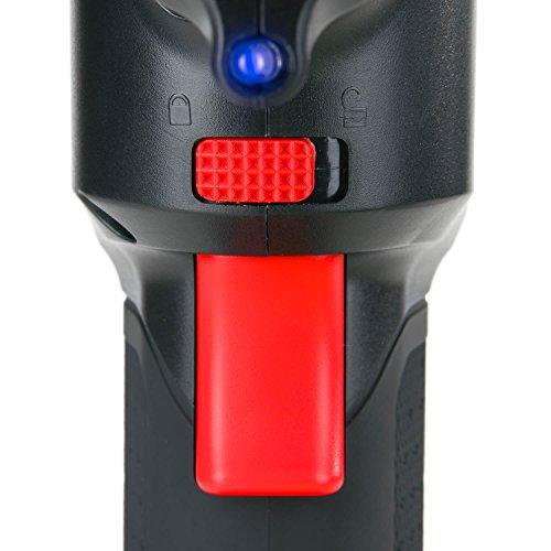 Genius A20001 Air Hawk Pro | 8 Teile Luftkompressor | Elektrische Druck-Luftpumpe | Inkl. Akku und Auto-Adapter | Neu - 6