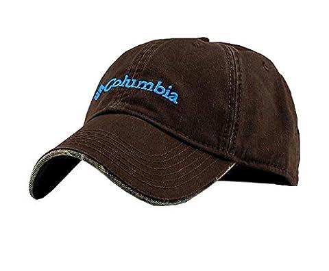 Columbia Unisex Adjustable Performance Classic Outdoor Flex Fitted Hat Cap