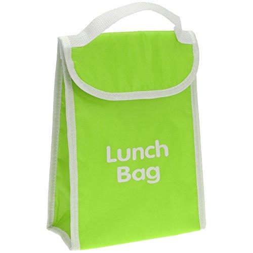 Promobo - Lunch Bag Isotherme Sac Panier Repas Goûter 4L Vert