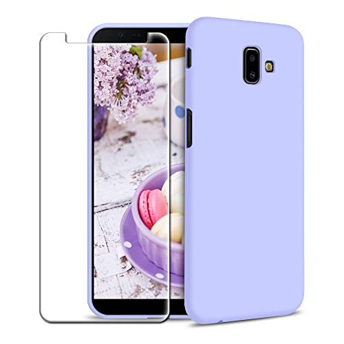Funda Samsung Galaxy J6 Plus 2018 + Protector Pantalla
