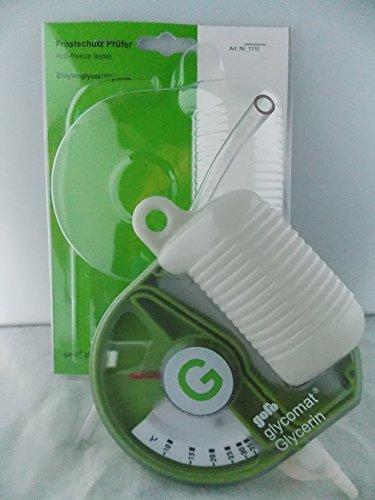 Gefo Glycomat 1100A Frostschutzprüfer