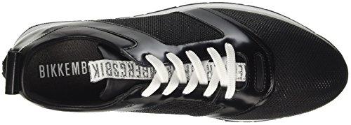 Bikkembergs Winn-er 724, Sneakers basses femme Marrone (matte gun)