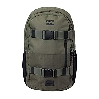 BILLABONG Command Skate Pack Backpack, Hombre, Military, U