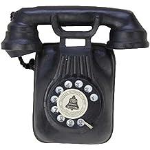 Modelos retro clásicos Antigüedades Colecciones Decoraciones (El viejo modelo de teléfono)