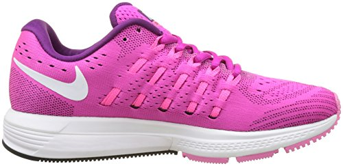 Nike 818100-602, Scarpe da Trail Running Donna Rosa (Fire Pink/weiß/bright Grape Violett/schwarz)