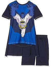 Batman Garçon Pyjama court - bleu