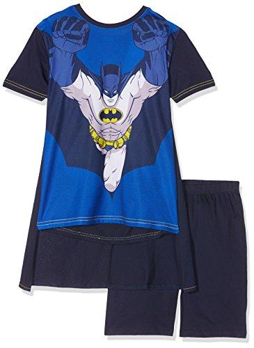 Batman Chicos Pijama mangas cortas - Azul - 128