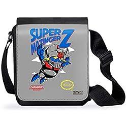 Bolso bandolera Super Mazinger Z