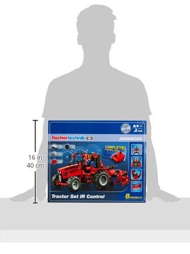 IR Control Tractor Set – Fischertechnik - 10