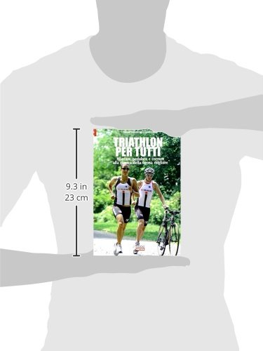 Zoom IMG-2 triathlon per tutti nuotare pedalare