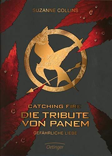 Die Tribute von Panem 2. Gefährliche Liebe (Coverbild kann abweichen)