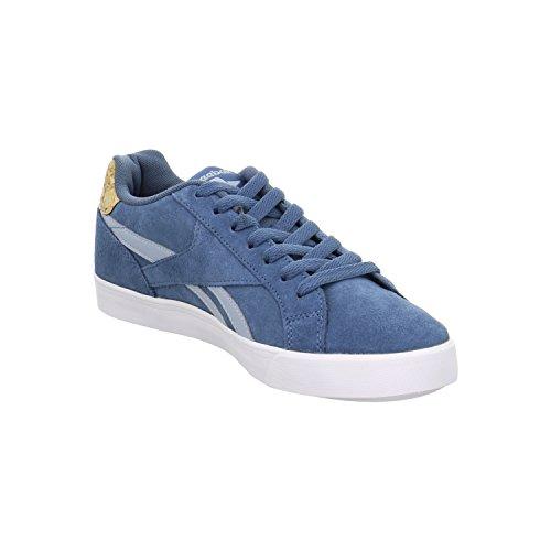 Reebok Bd3213, Sneakers basses homme Bleu