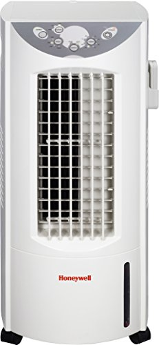 Honeywell ® CS12AE Evaporative Air Cooler Suitable For Homes & Offices Includes LED Control Panel & Remote Control