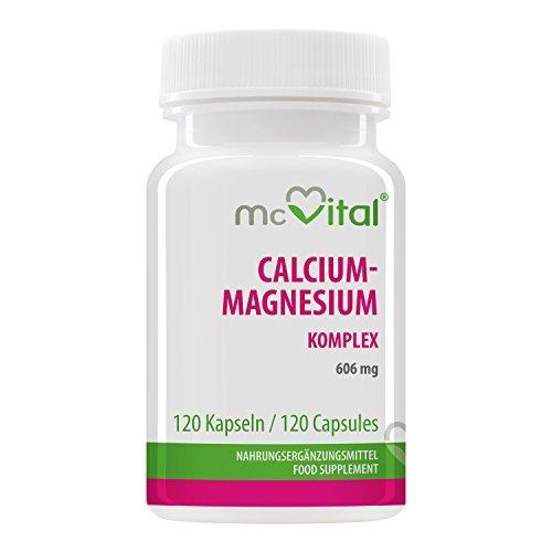 - Komplex - 606 mg - Gliederschmerzen - Knochen, Gelenke und Zähne - 120 Kapseln ()