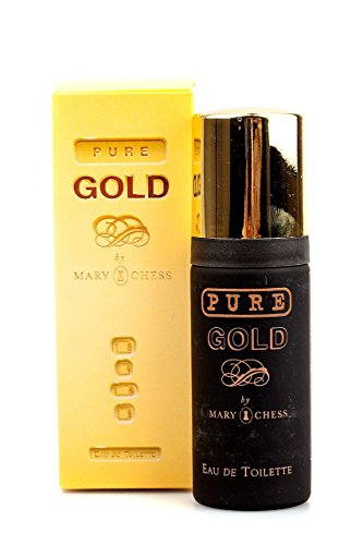 Milton Lloyd – Pure Gold – Mens Eau De Toilette – 50 Milliliter